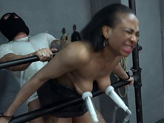 Submissive Wife milked and fucked